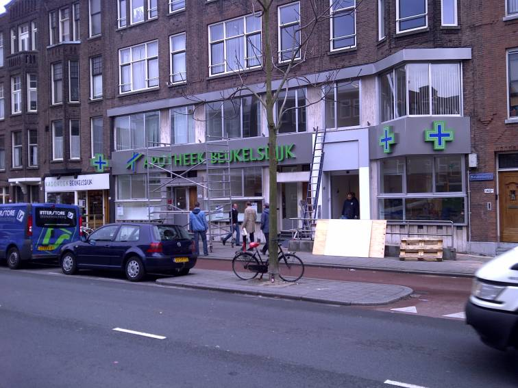 Apotheek In Rotterdam